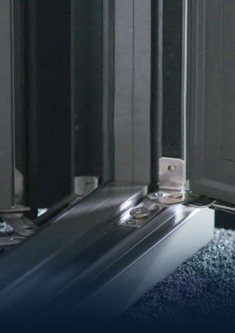 差异化 - 铝合金门窗加盟
