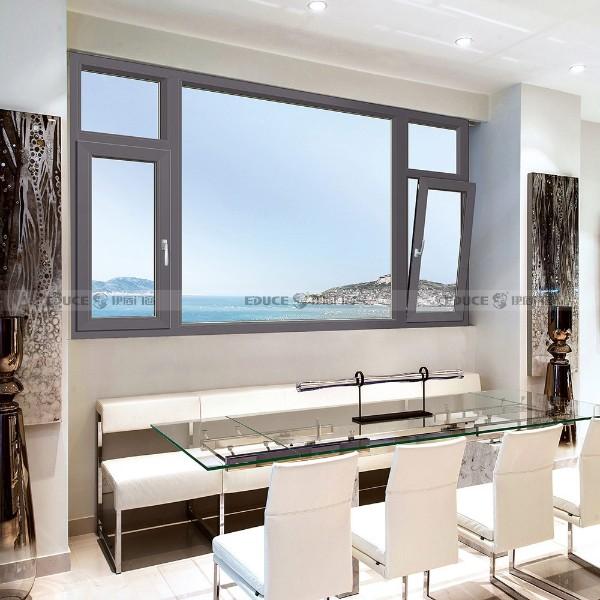 断桥铝系统窗-伊盾门窗-佛罗伦萨