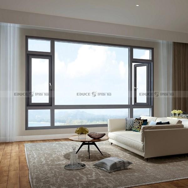 一线品牌系统窗-伊盾门窗-英伦贵族