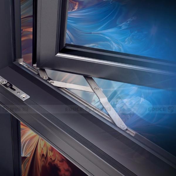 懒人福利来啦,伊盾隔音门窗让你声控也能智能开关窗(视频)