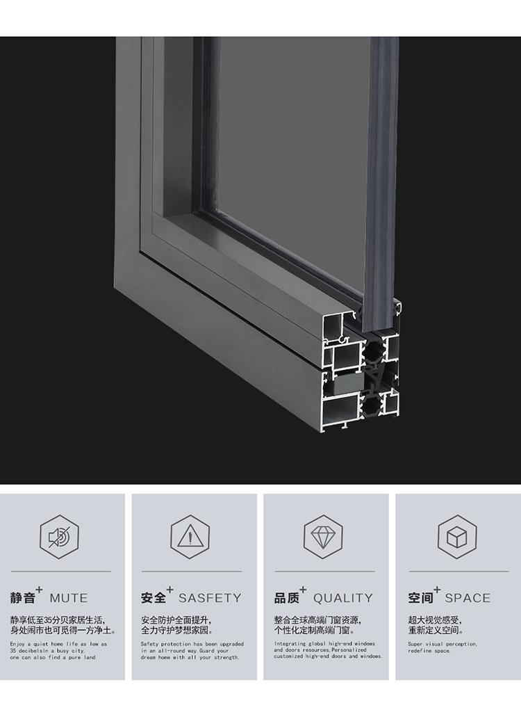 巴黎时尚家用系统窗十大品牌