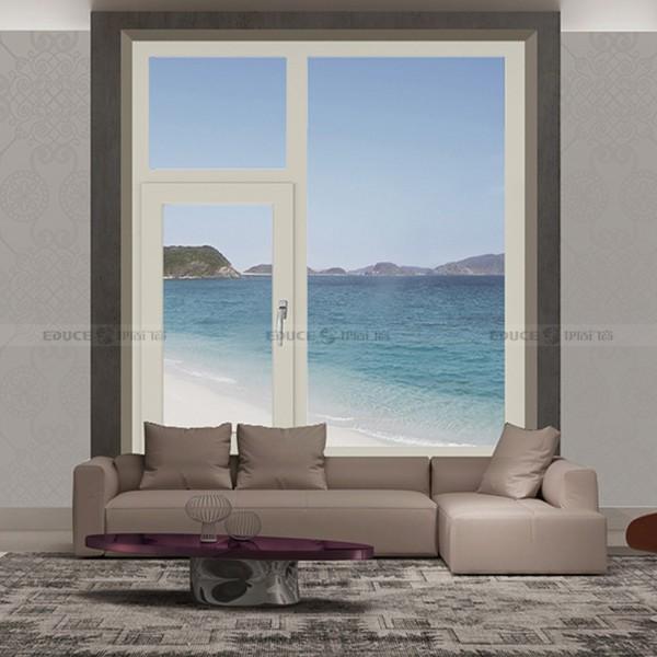铝合金隔音平开窗-伊盾门窗-香格里拉