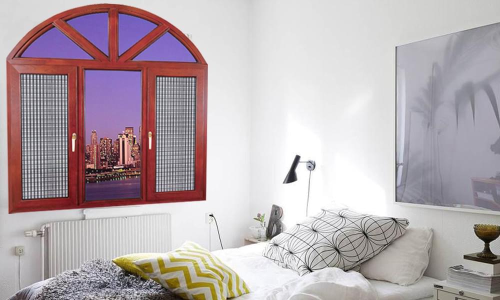 欧豪卧室窗应用场景